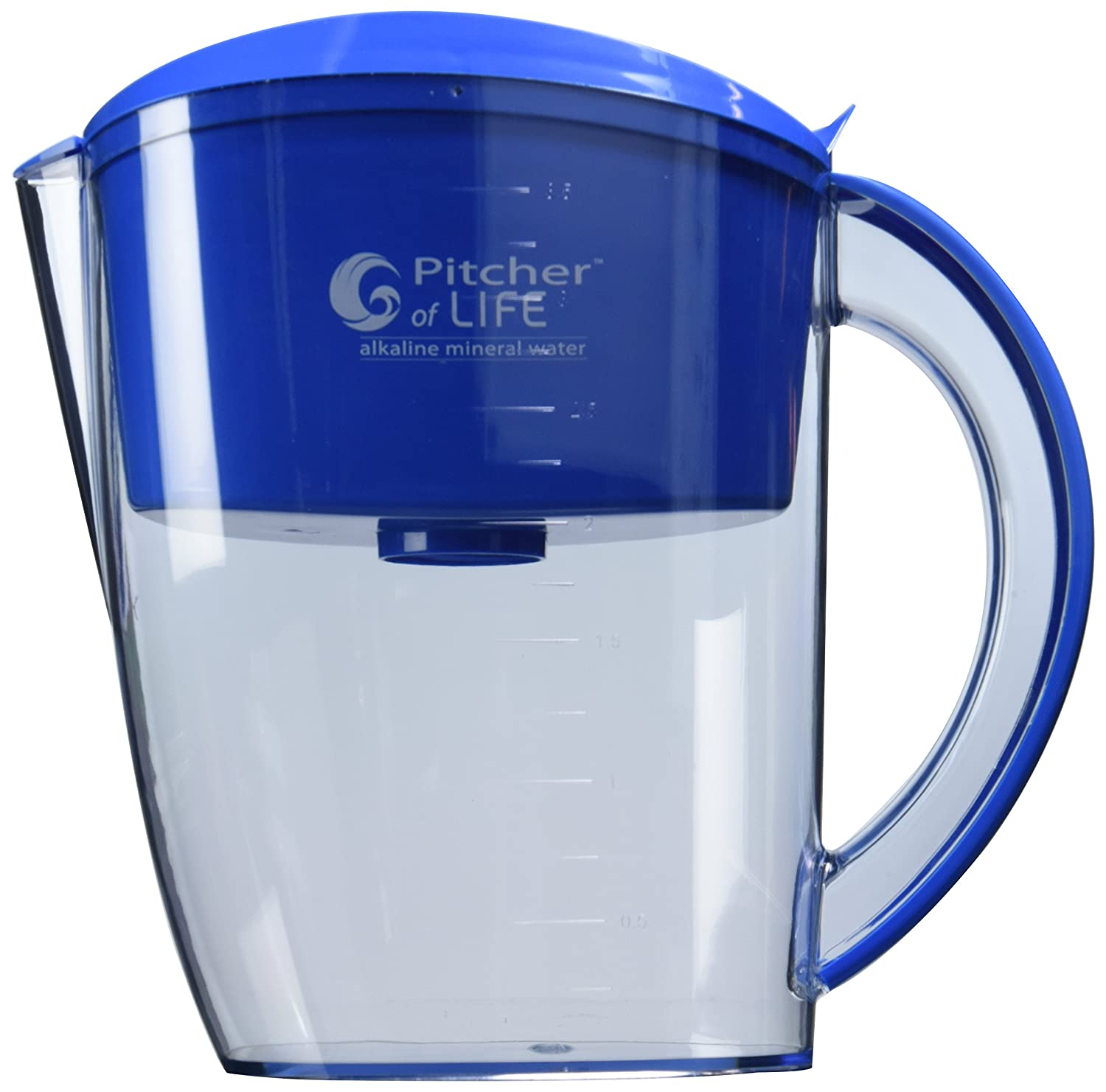 Pitcher of Life Alkaline Water Pitcher (3.5L) Life Ionizers LP-101