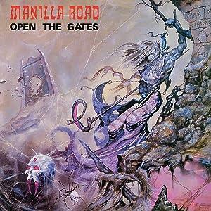 Road Open The Gates (Grey/White Splatter Vinyl) [VINYL]