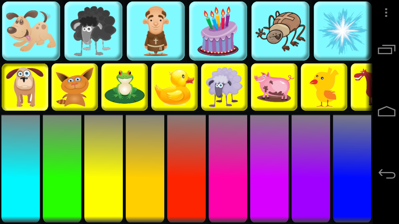 amazoncom kids animal piano free appstore for android