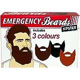 Gift Republic barbas de emergencia para Decoración, multicolor