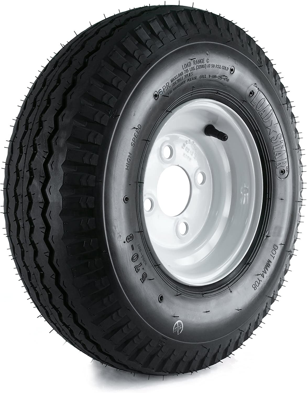 Kenda Loadstar Bias Trailer Tire - 570-8 55C