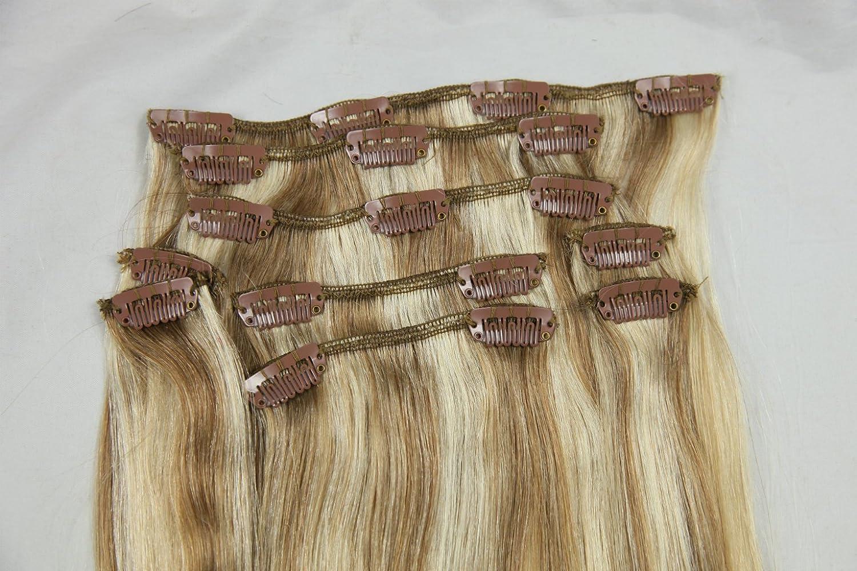 Amazon Tressmatch 20 22 Remy Remi Human Hair Clip In