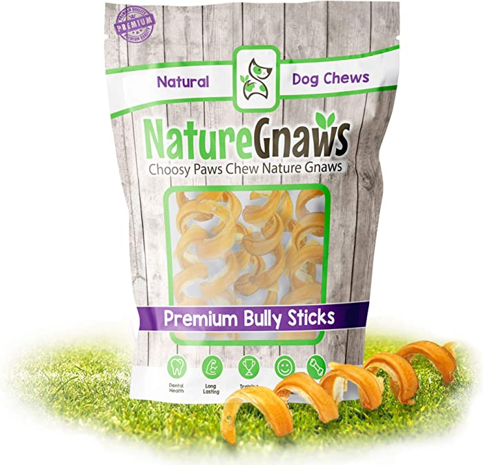 Top 9 Nature Dog Chews