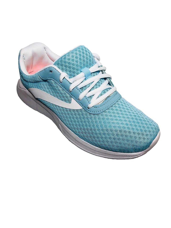 Athletic Works Women's Mesh Training Shoe B07F2QQLGZ 6 B(M) US|Blue