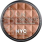 N.Y.C. New York Color Sun N' Bronze Bronzing Powder, Montauk Bronze, 0.42 Ounce