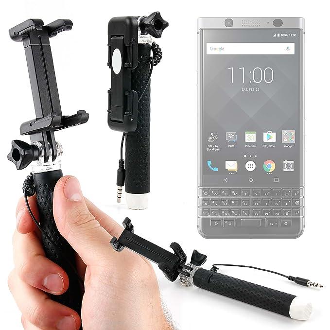 DURAGADGET Palo Selfie (Selfie-Stick) para Smartphone Blackberry ...