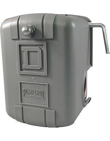 Square D by Schneider Electric 9013FSG2J24M4 Air-Pump Pressure Switch, NEMA 1, 40