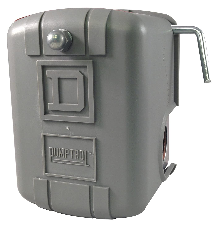 Square D 9013FSG2J21M4 Well Tank Switch Low Pressure Cut-Off, 30-50 PSI