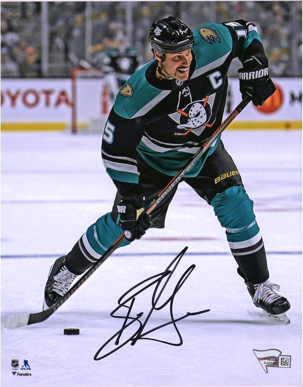 f4acdbf28 Ryan Getzlaf Anaheim Ducks Autographed 8