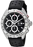Tag Heuer Men's CAZ2010.FT8024 'Formula 1' Stainless Steel Swiss Automatic Watch With Black Rubber Strap