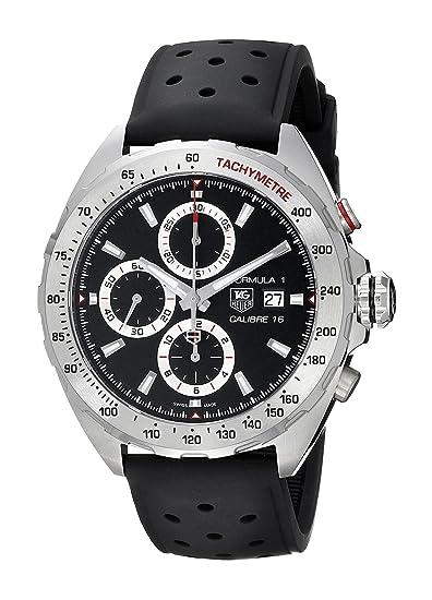 Reloj de pulsera para hombre - Tag Heuer TAG-CAZ2010.FT8024: Amazon.es: Relojes