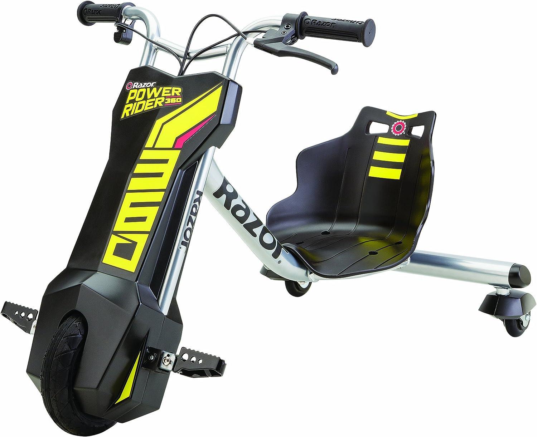 Razor Powerrider 360 Vehículo Eléctrico, Niños