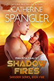 Shadow Fires — A Science Fiction Romance (Shielder Series Book 5)
