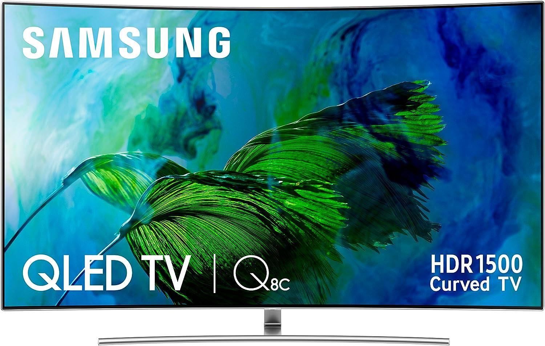 TV QLED Curvo 55