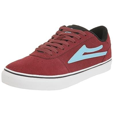 Lakai Men s Manchester Select Burgundy Trainer L S Manch Slt Ho2 Burg 13  UK  Amazon.co.uk  Shoes   Bags 81adddae5d