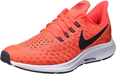 Nike Air Zoom Pegasus 35 (GS), Zapatillas de Running para Niños, Azul (Bright Crimson/Gridiron/Gym Red 600), 35.5 EU: Amazon.es: Zapatos y complementos