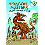 Heat of the Lava Dragon: A Branches Book (Dragon Masters #18) (Library Edition) (18)