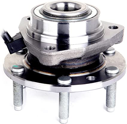 FRONT WHEEL BEARING HUB for CHEVROLET TRAILBLAZER SAAB 9-7X ISUZU ASCENDER