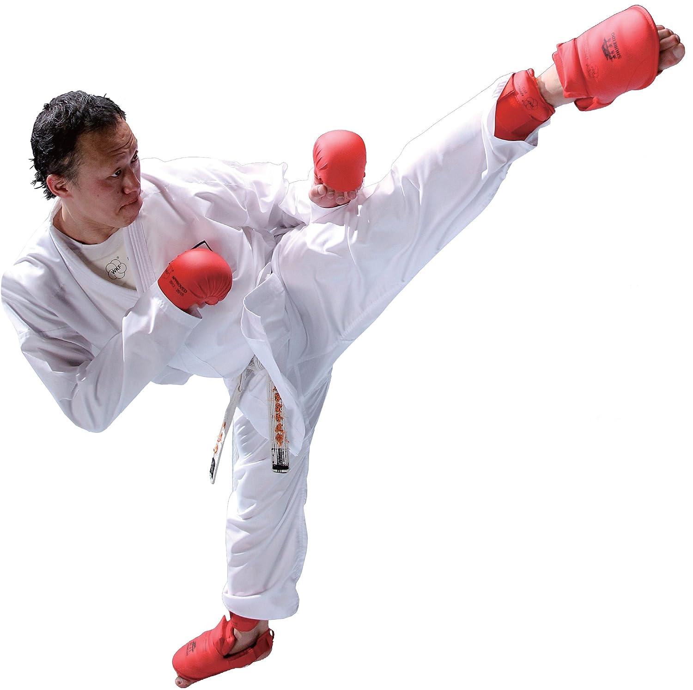 Shureido WAZA KUMITE WKF Approved Karate Gi Uniform White