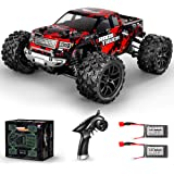 HAIBOXING 1:18 Scale All Terrain RC Car 36KM/H High Speed, 4WD Electric Vehicle,2.4 GHz Radio Controller, Included 2 Batterie