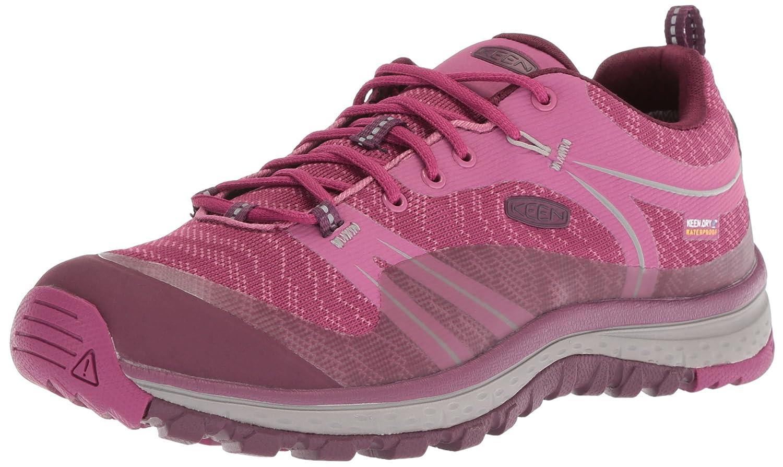 KEEN Women's Terradora Waterproof Hiking Shoe B071D5ZDLC 11 B(M) US|Boysenberry/Grape Wine