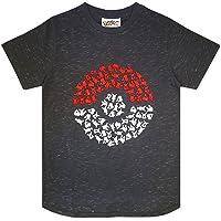 Pokemon Pika Pokeball – Camiseta de manga corta para chico
