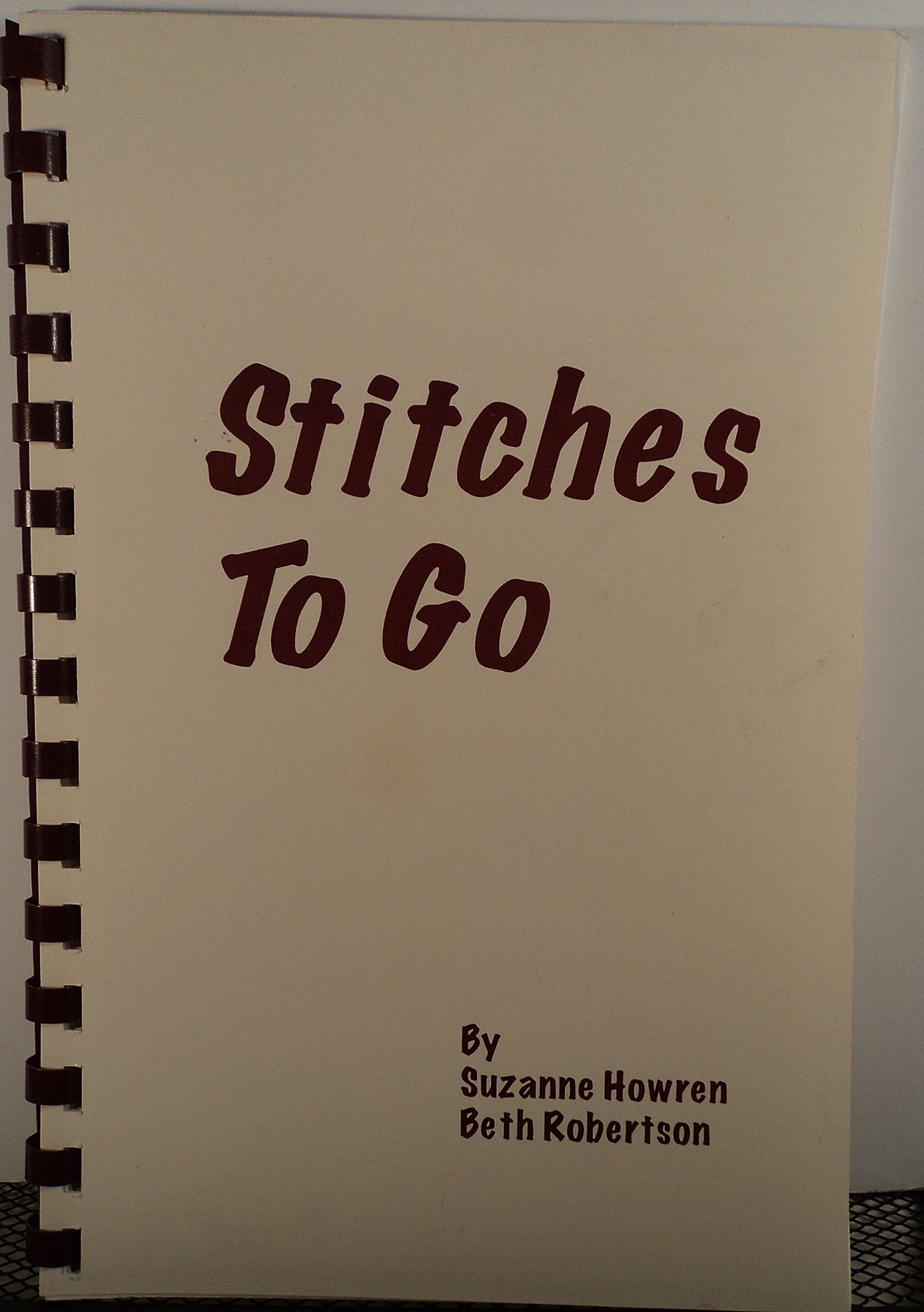 Read Online Stitches to Go: The Original pdf