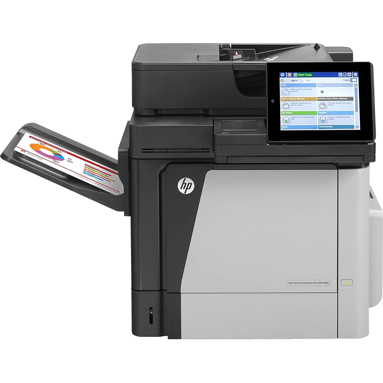 HP CZ248A M680dn LaserJet Laser Colour Colour 45 Amazon Electronics