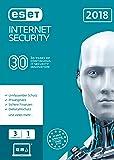 ESET Internet Security (2018) Edition 3 User (FFP) Software