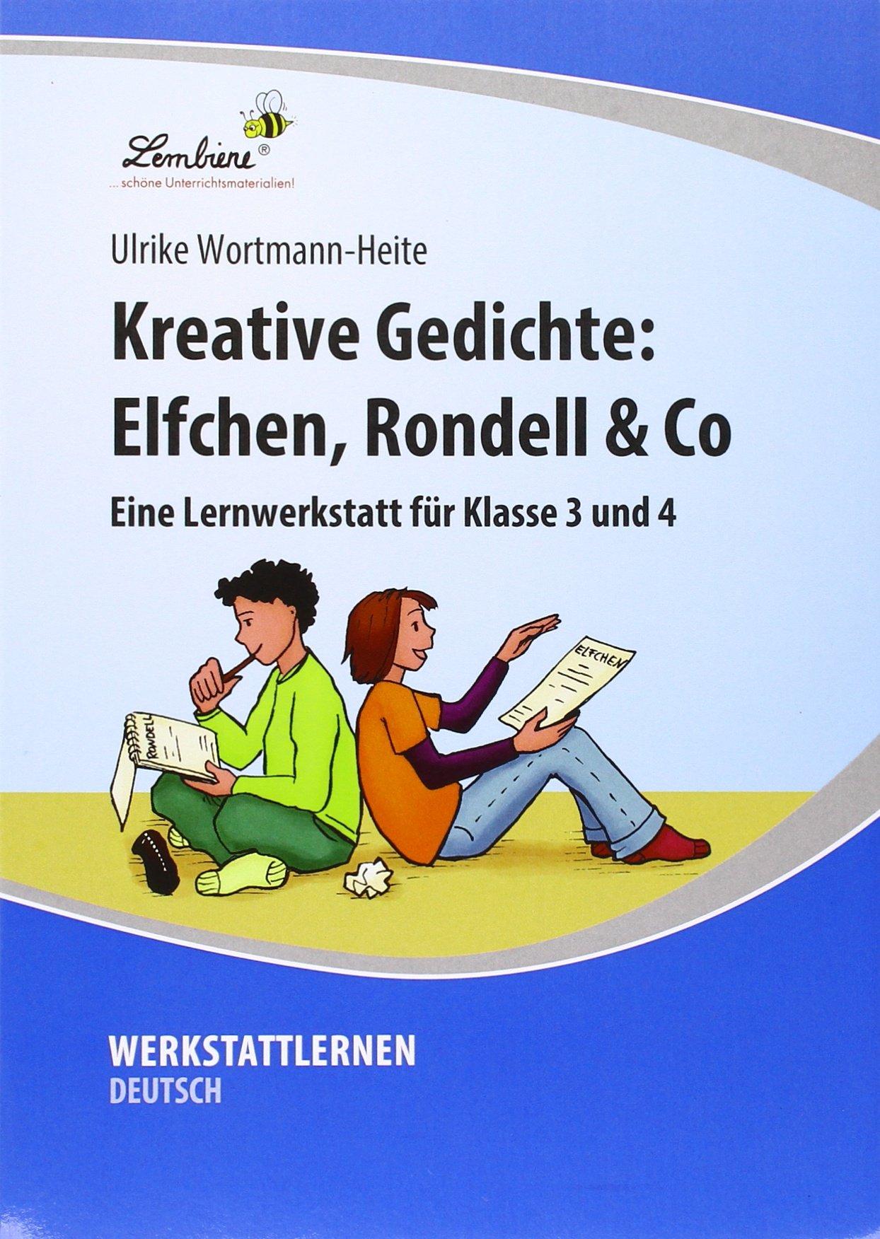 Kreative Gedichte Elfchen Rondell Co Grundschule
