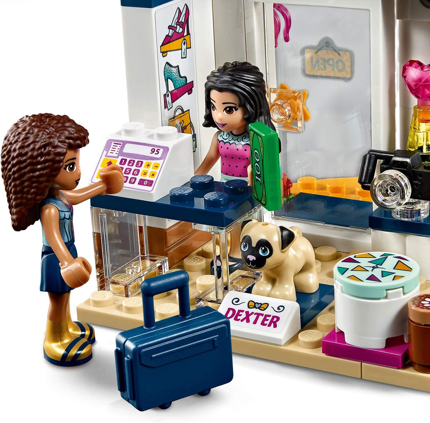 LEGO Friends promo polybag 561505 Picnic Picnic Barbecue TAZZE BISCOTTI NUOVO New RAR