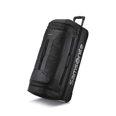 Samsonite Andante 2 Drop Bottom Wheeled Rolling Duffel Bag
