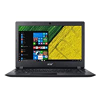 "Acer A114-31-C3MM Aspire 1 - Ordenador Portátil DE 14"" HD (Intel Celeron N3350, 4 GB de RAM, 32 GB eMMC, Intel HD Graphics, Windows 10S) Negro - Teclado QWERTY Español"