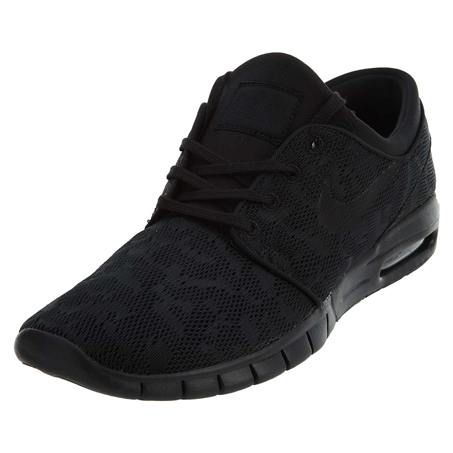 Black Black Nike Stefan Janoski Max, Unisex Adults' Low-Top Sneakers