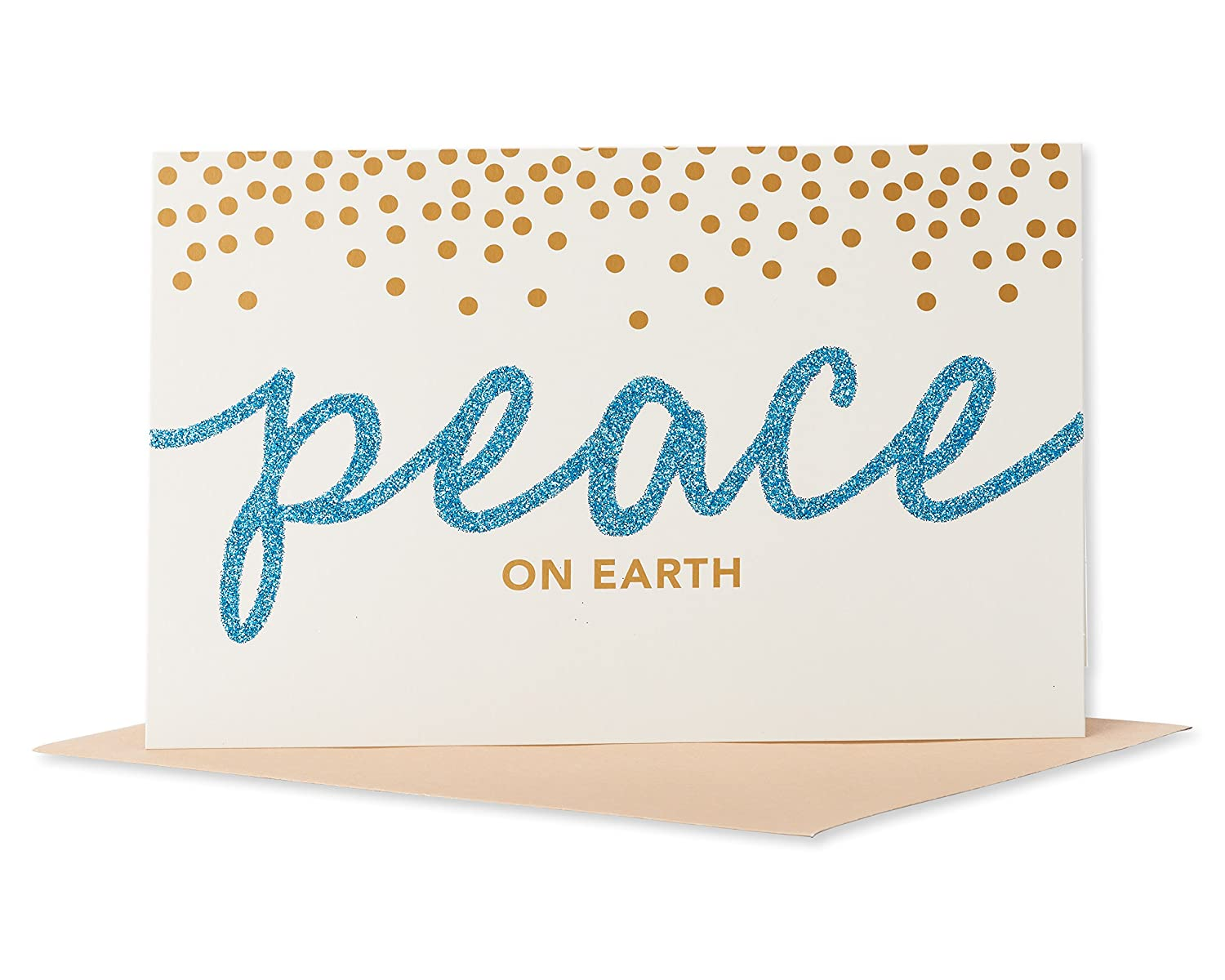 Amazon American Greetings 5772316 Peace On Earth Christmas