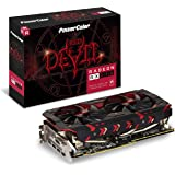 PowerColor AMD RX 590搭載 グラフィックボード RED DEVILシリーズ AXRX 590 8GBD5-3DH/OC