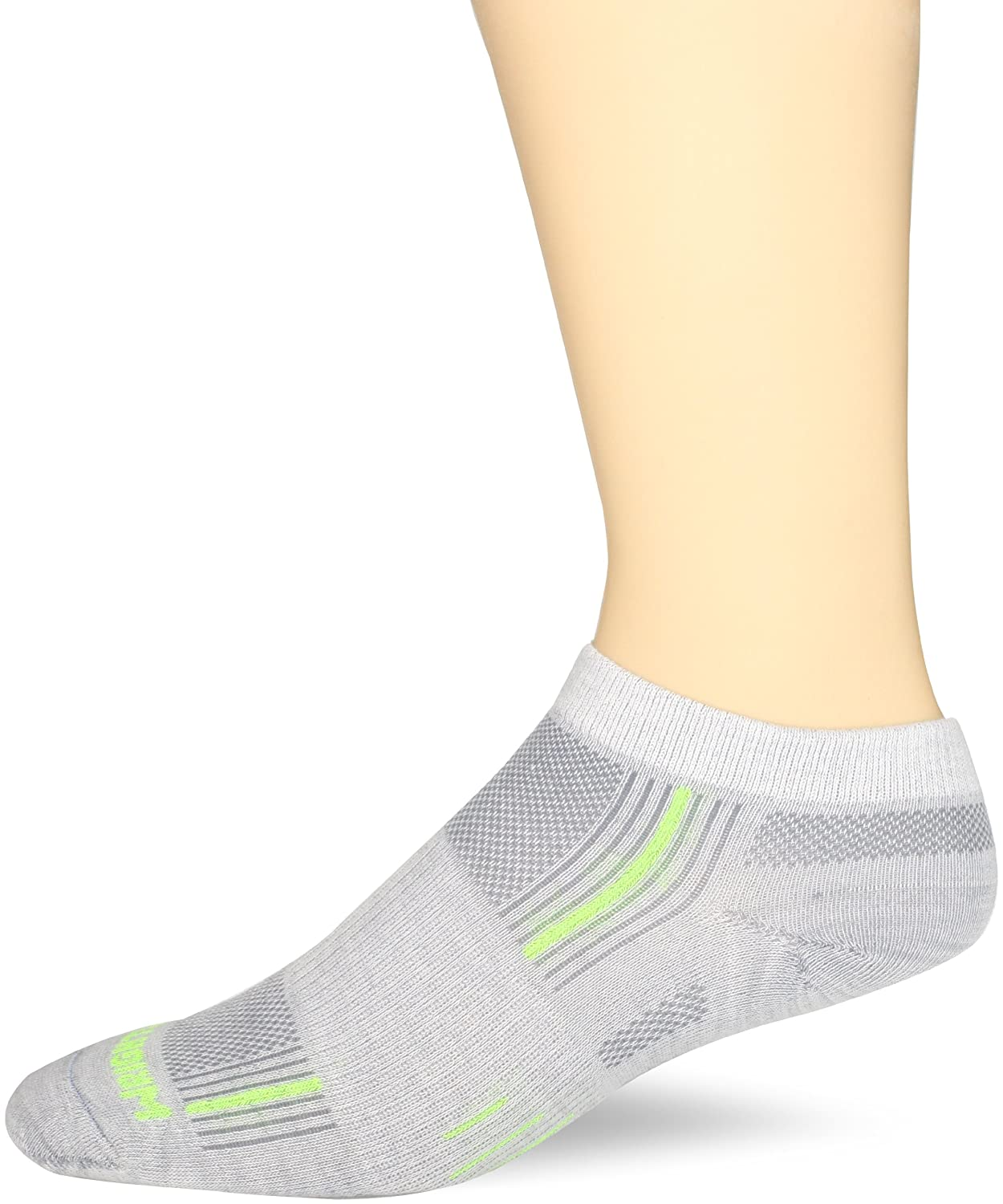 WrightSock Mens Stride lo Single Pack