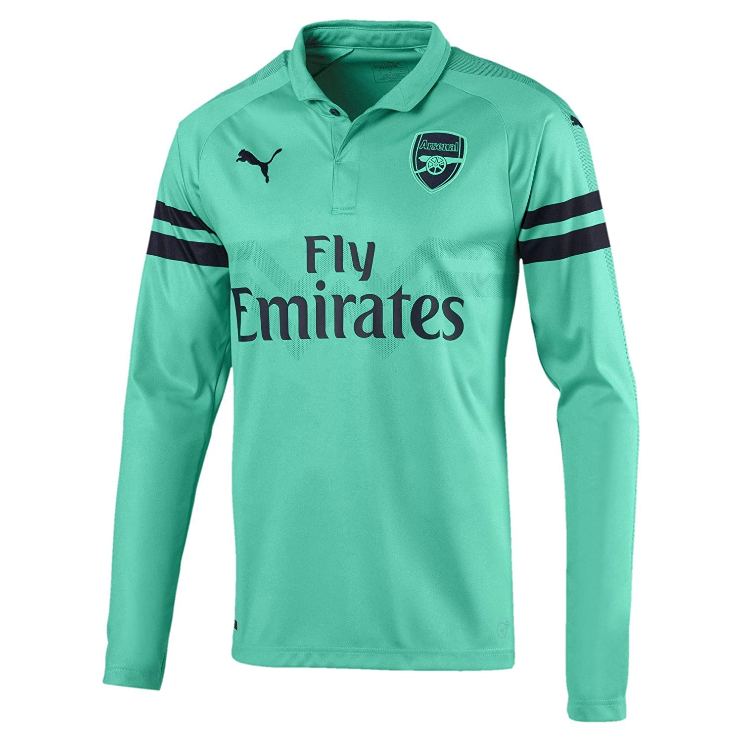 Puma 2018-2019 Arsenal Third Long Sleeve Shirt: Amazon.es ...