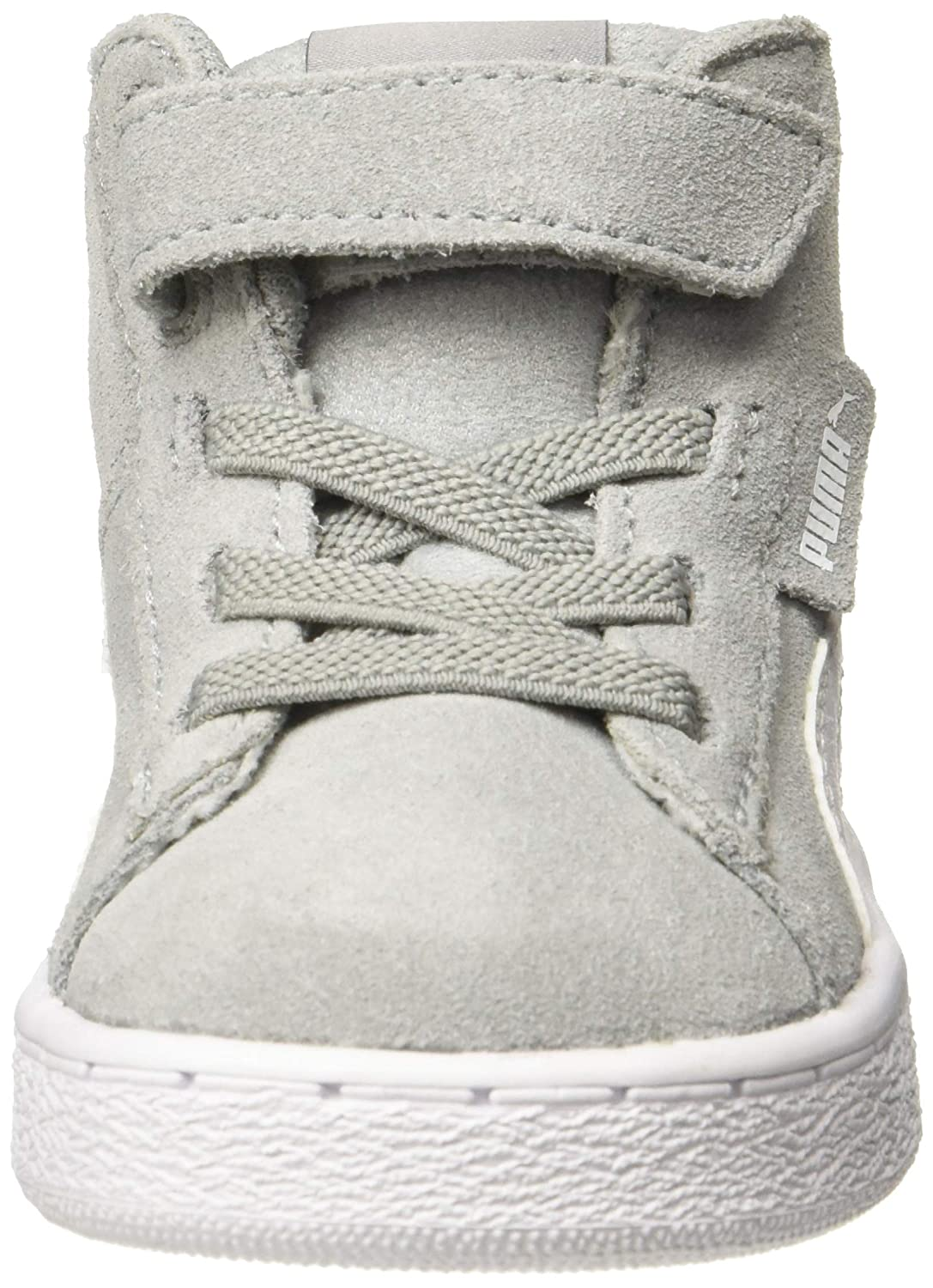 Puma Unisex s 1948 Mid V Inf Quarry White Sneakers  Buy Online at Low  Prices in India - Amazon.in 96fc521a8