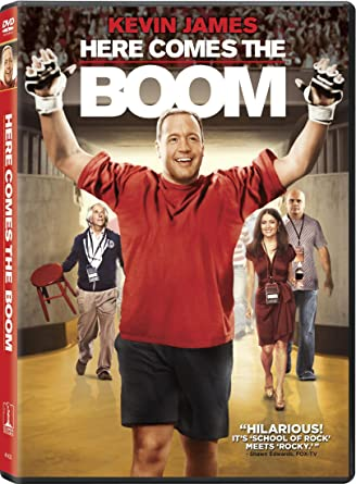 Amazon Com Here Comes The Boom Salma Hayek Kevin James Frank Coraci Movies Tv