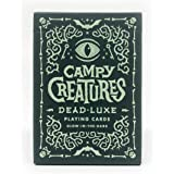 Keymaster Games Campy Creatures Dead-Luxe Playing Cards