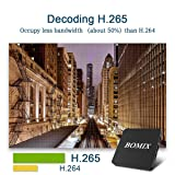 BOMIX K1  Android 6.0 TV BOX 2017 Newest android tv box 4K/BT4.0//Full HD/H.265/Smart TV Box