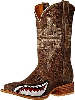 3d0e9916e9c Amazon.com | Tin Haul Shoes Women's Man Eater | Western