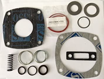 Cummins/holset Compresor De Aire menor Head Set Kit de juntas, como, Bendix ar3559511: Amazon.es: Coche y moto