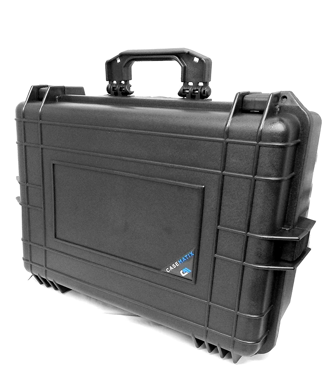 CASEMATIX - Funda Resistente al Agua para proyector BenQ TK800 4k ...