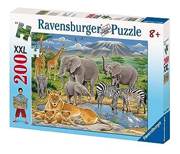 Geduldspiel Puzzles & Geduldspiele Schmusende Raubkatzen Puzzle 200 Teile Spiel Deutsch 2015