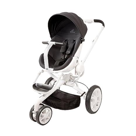 Quinny Moodd Stroller, Black Irony by Quinny: Amazon.es: Bebé
