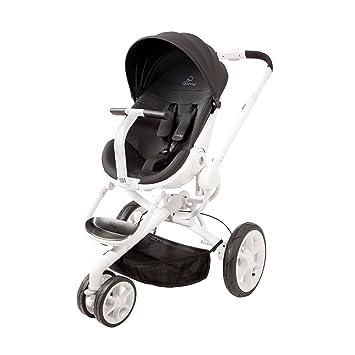 Quinny Moodd Stroller Black Irony  sc 1 st  Amazon.com & Amazon.com : Quinny Moodd Stroller Black Irony : Standard Baby ...