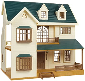 Calico Critters  Deluxe Village House. Amazon com  Calico Critters  Deluxe Village House  Toys   Games