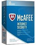 McAfee Internet Security 2017 - 10 Geräte Minibox [Online-Code]